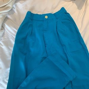 Big bud press blue trousers XS/XXS